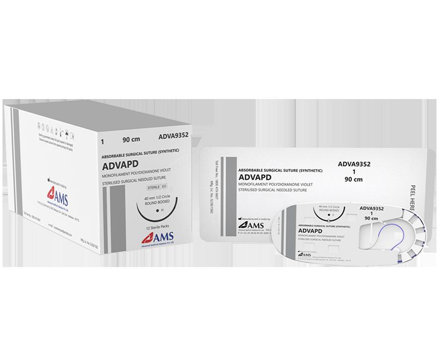 Chỉ phẫu thuật ADVAPD Polydioxanone