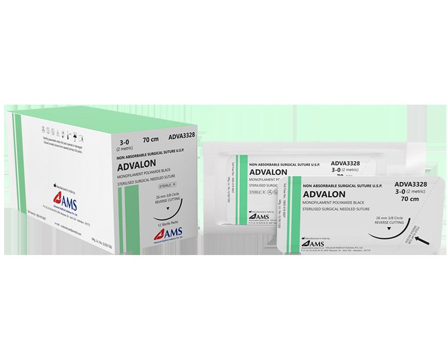Chỉ phẫu thuật ADVALON Polyamide/ Nylon
