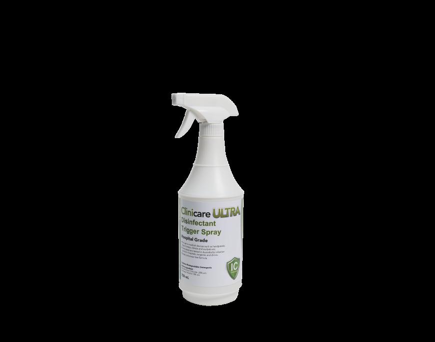 Dung dịch làm sạch và khử khuẩn bề mặt, dụng cụ Hospital Grade Disinfectant (chai xịt)