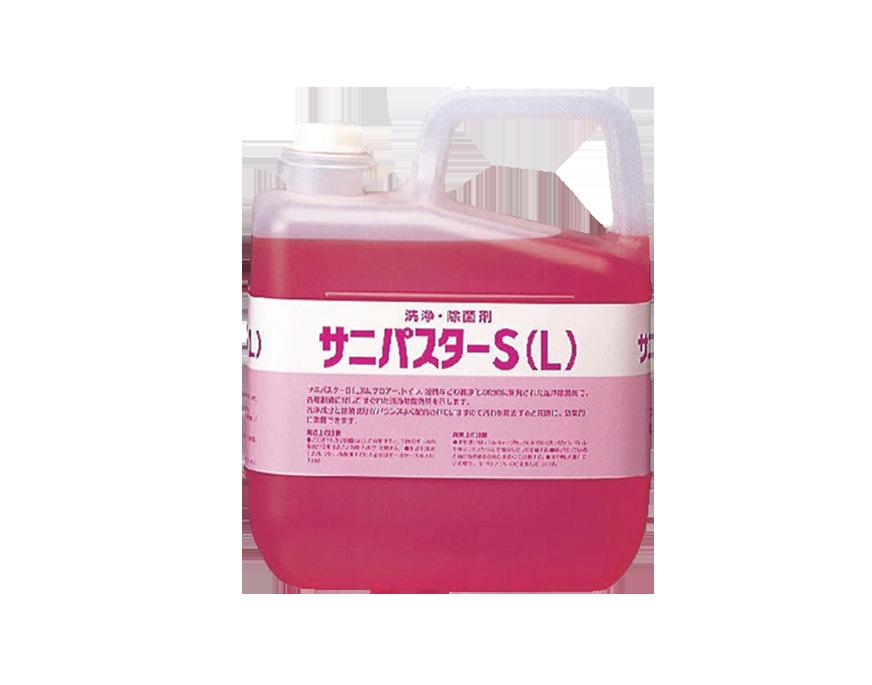 Dung dịch khử khuẩn bề mặt gốc Sanipaster S (L) 5KG