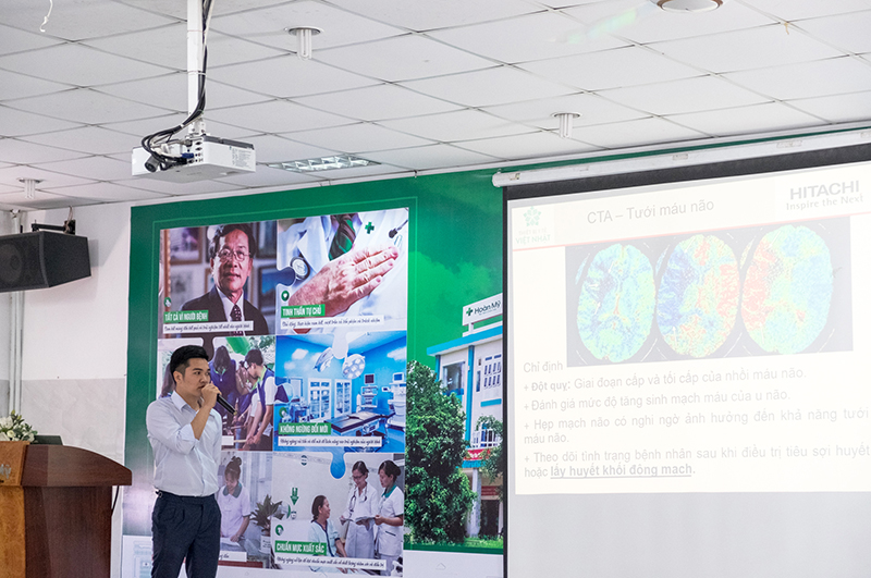 Workshop: Giới thiệu tính năng, ứng dụng lâm sàng hệ thống CT 32 lát cắt