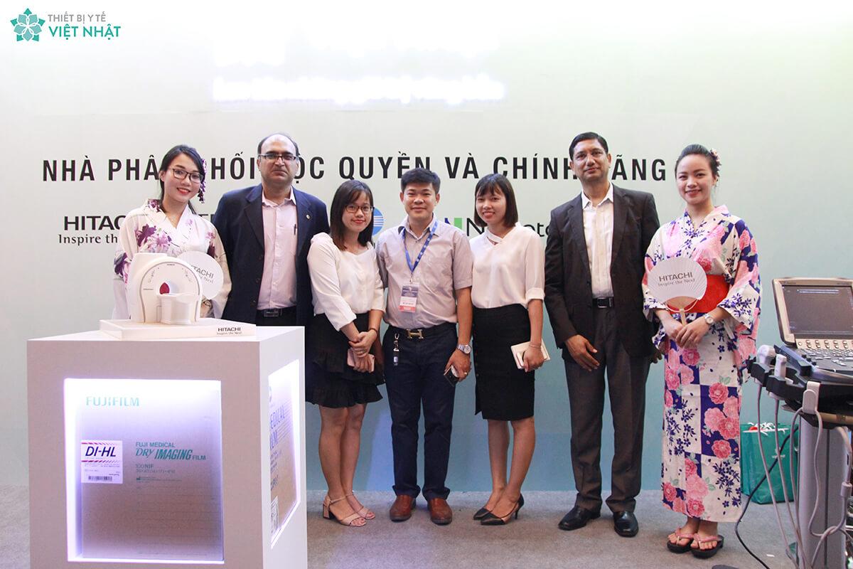 Lần thứ 3 liên tiếp, JVC trở thành nhà tài trợ cho  Hội nghị Điện quang và Y học hạt nhân Việt Nam