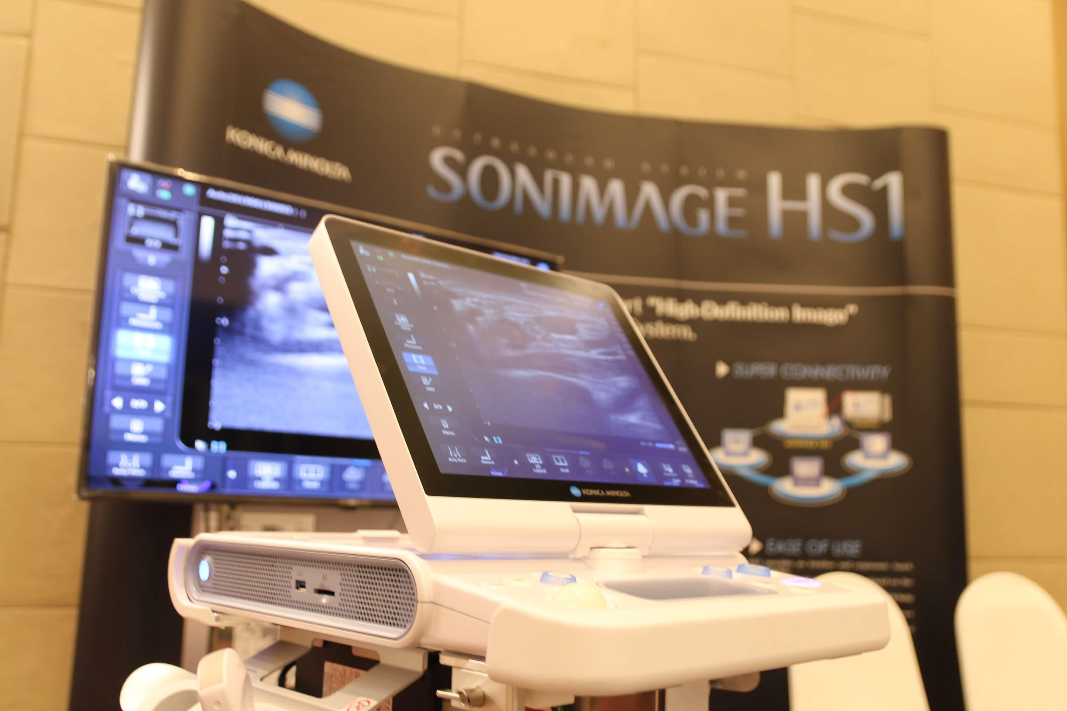 JVC mang Sonimage HS1 tham dự Hội thảo quốc tế về Gây tê vùng châu Á lần thứ 9
